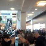 Apple Store Vélizy 2 - Vue extérieure - Photo: geekinside.eu